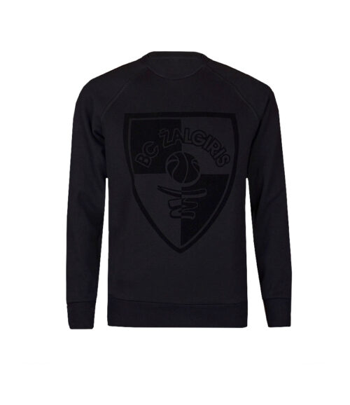 "Black Shirt ""Shield"" Front"