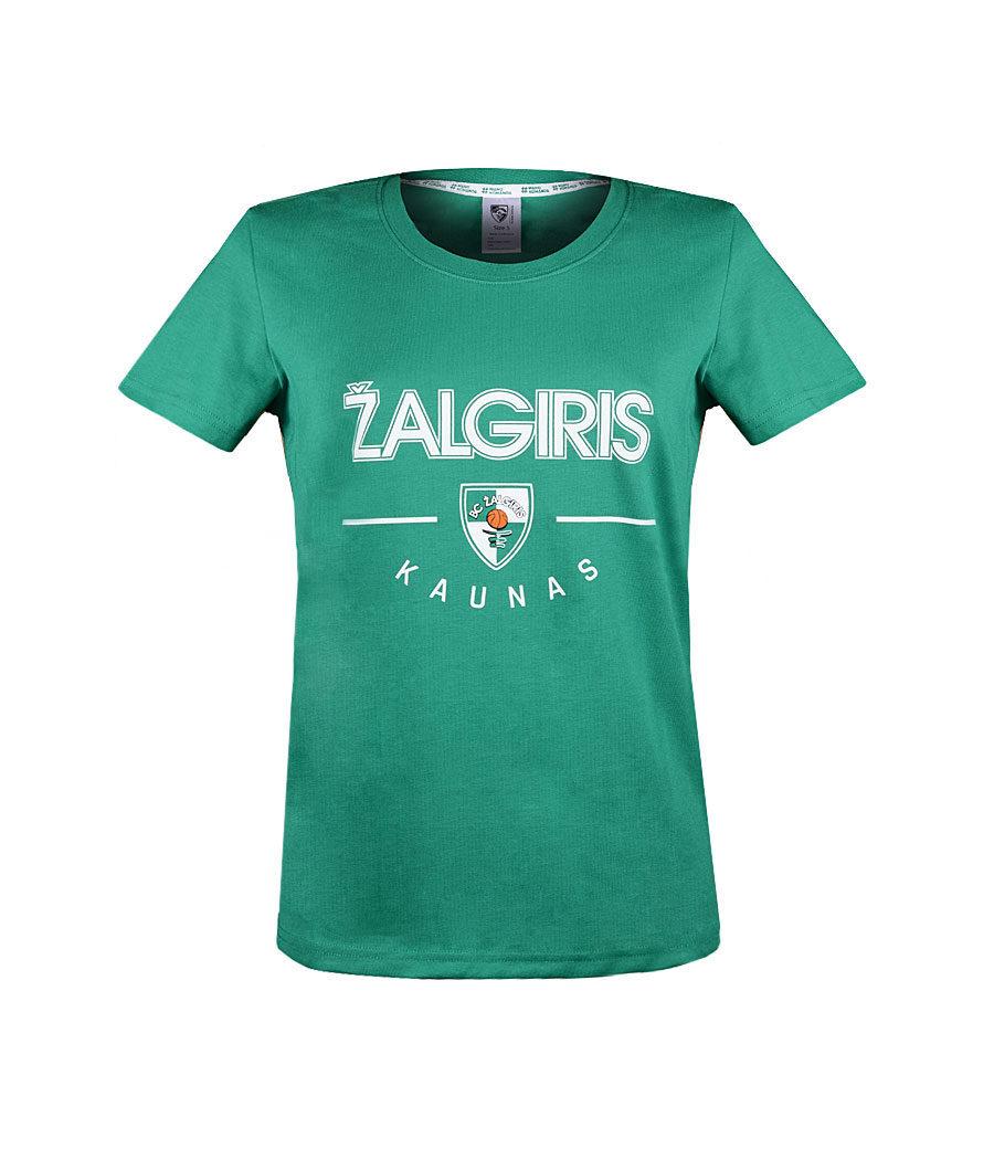 """Women's T-Shirt """"My Team"""" Front"""