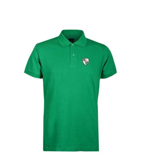 Žalgirio Polo marškinėliai (vyr., žali)
